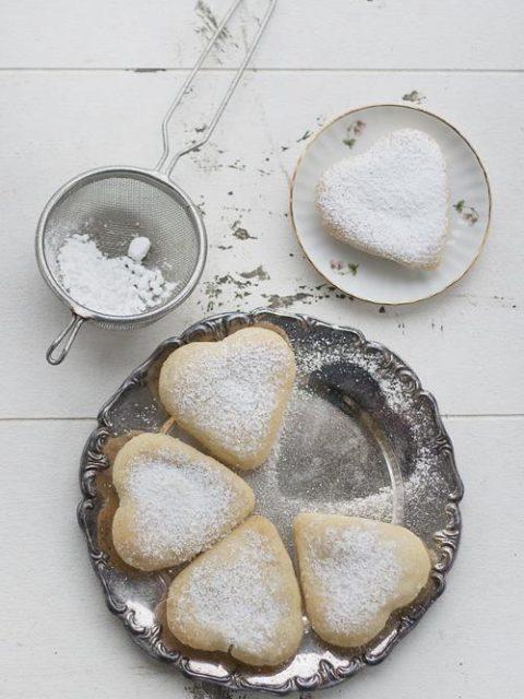 veganska vaniljhjärtan recept
